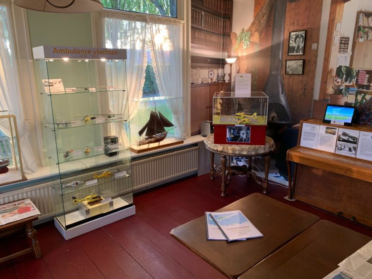 Overzicht van de expositie in het Koningshuis