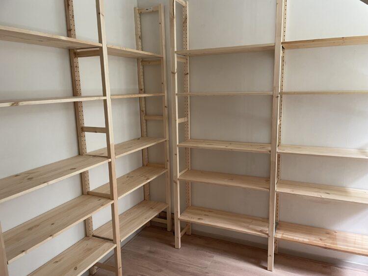 De bovenverdieping wordt ingericht als archief en bibliotheek