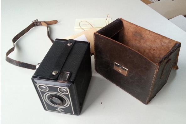 Box camera Agfa ca 1960?