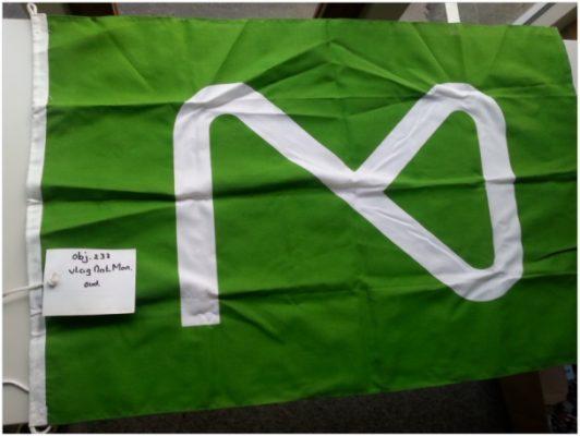 Vlag Natuurmonumenten oud