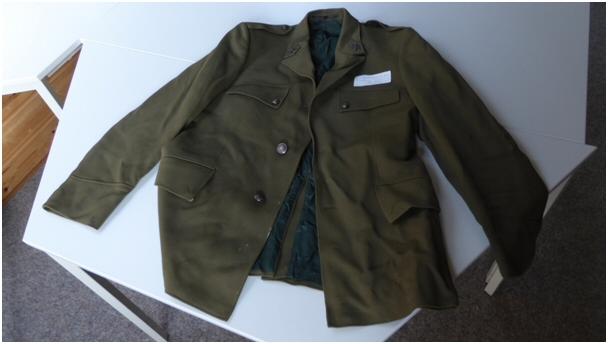 Uniformjas