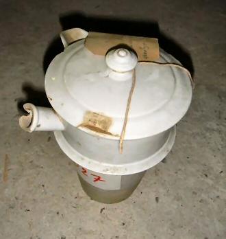 Gortepan (au bain-marie) met gebruiksaanwijzing