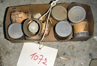 Gaskousjes voor straatlantaarn