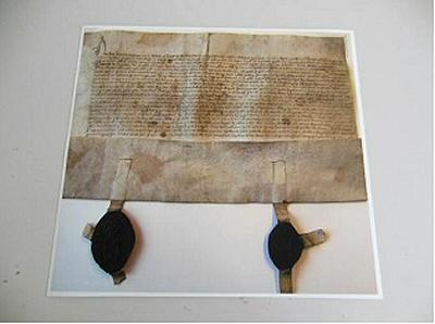 Oorkonde 29 nov. 1465 – kopie