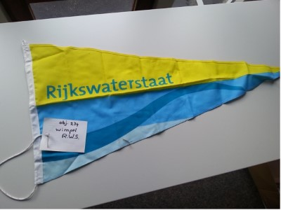 Wimpel Rijkswaterstaat