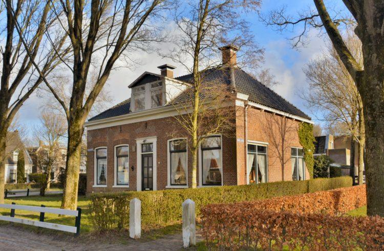 Het Koningshuis, Nieuwestreek 1.