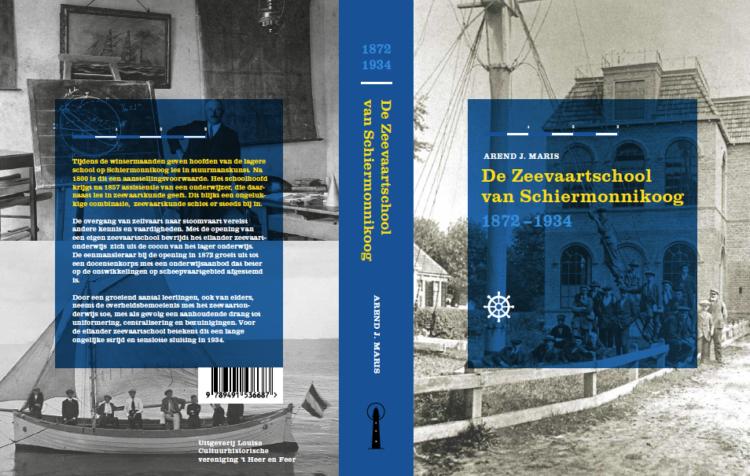 21 maart: Boek Zeevaartschool gepubliceerd