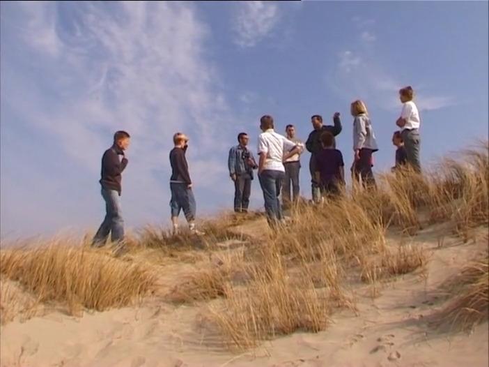 Beelden uit de film Schiermonnikoog een eiland voor iedereen
